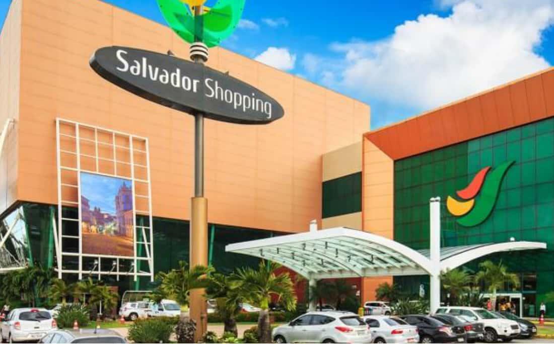 Salvador vai contra outras capitais e não tem previsão de retorno do comércio (Imagem: Reprodução - Google)