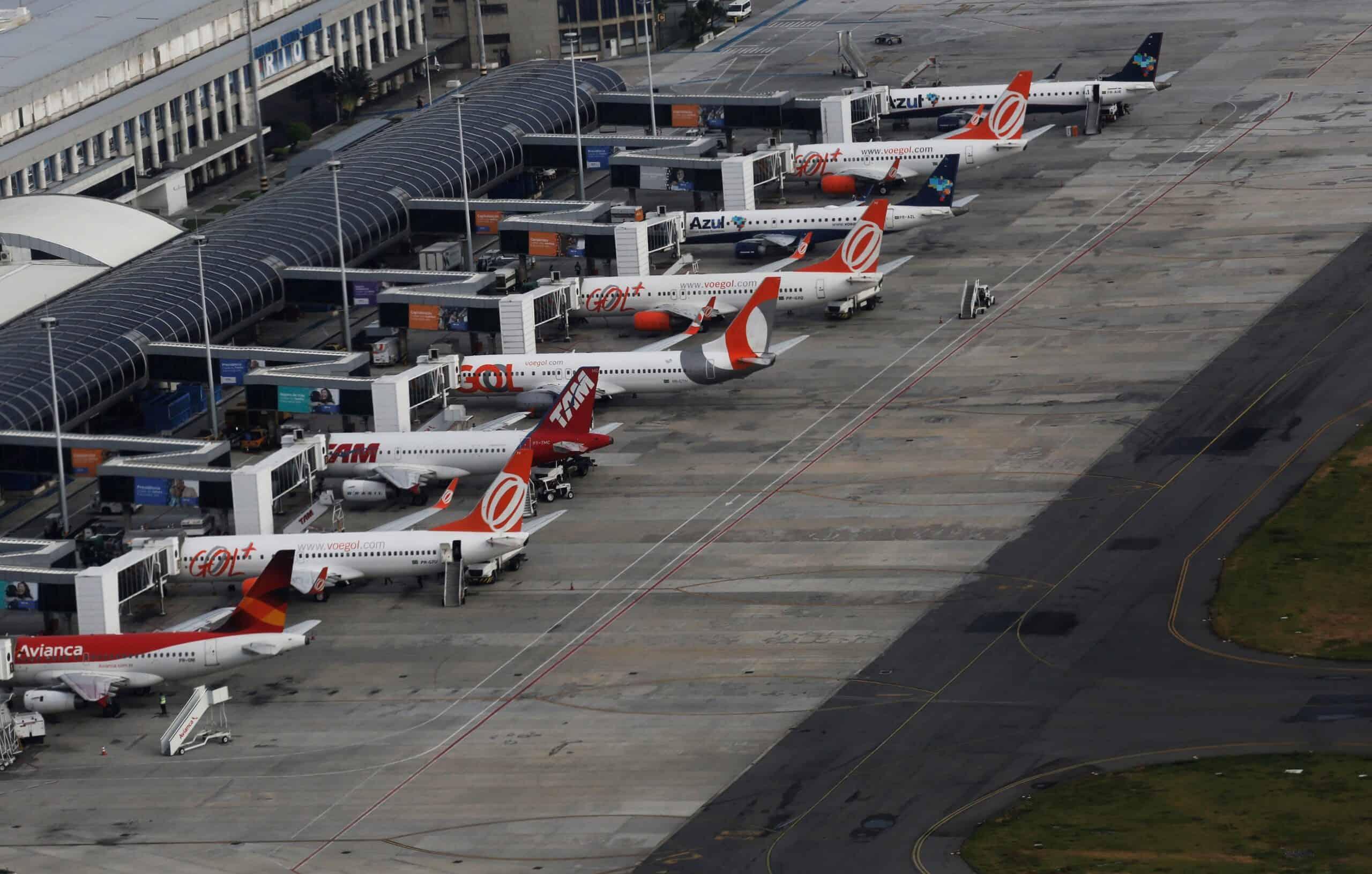 Lei garante reembolso de passagens áereas em até 12 meses