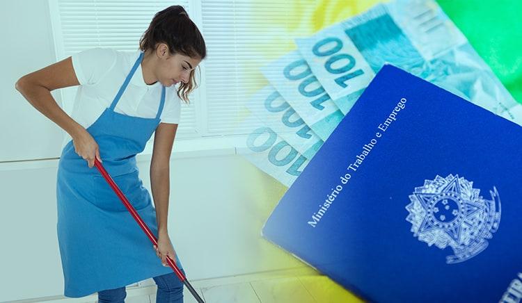 Quanto o empregado doméstico recebe no seguro desemprego?