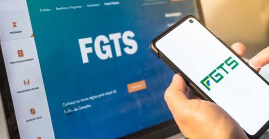 FGTS adia depósitos no Caixa Tem para ESTE grupo; veja como reverter situação (Imagem: Reprodução - Google)