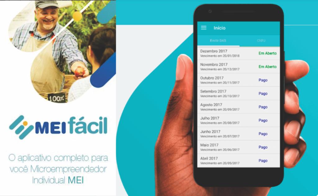 MEI Fácil: Conheça plataforma que reúne todas as informações em um só lugar