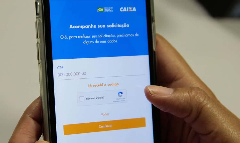 Caixa paga auxílio emergencial para 4,1 milhões inscritos no site e app