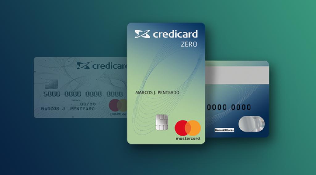 Cartão de crédito Credicard Zero: Avaliação e como solicitar/fazer o SEU!