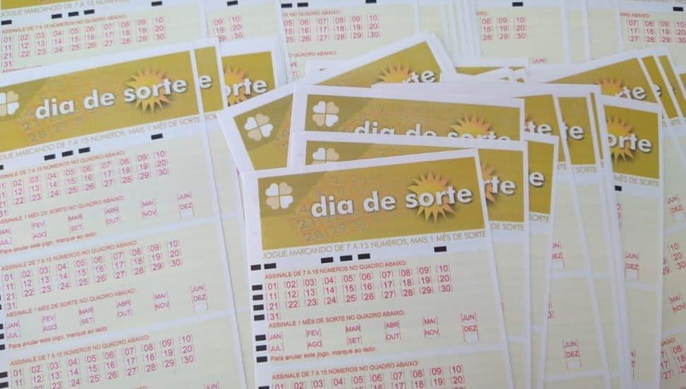 Dia de Sorte pode pagar o prêmio acumulado de R$ 400 mil nesta quinta-feira (29); aposte