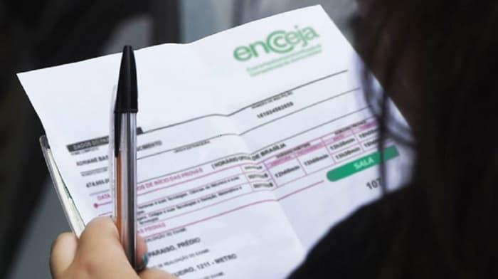 Onde consultar o cartão de confirmação da prova do Encceja?