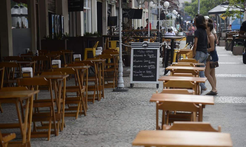 Rio de Janeiro inicia fase 3 do plano de flexibilização com volta dos bares (Reprodução/Agência Brasil)