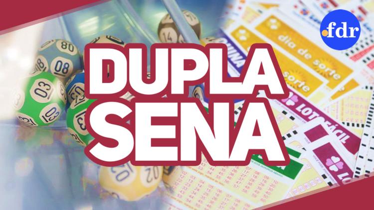 Confira os números sorteados na Dupla Sena 2143 desta terça (13); prêmio foi de R$ 2,1 milhões