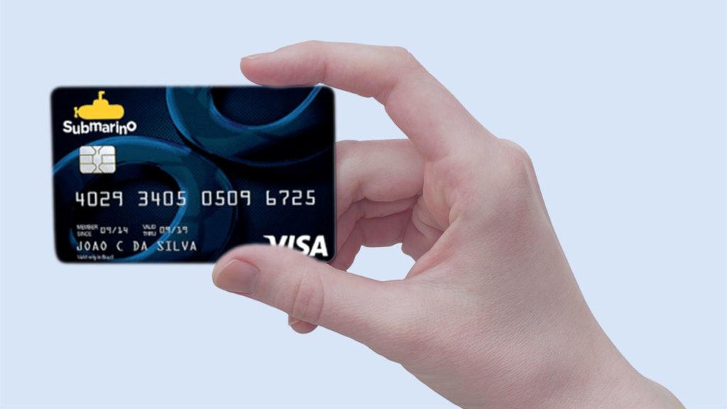Cartão de crédito Submarino: Conheça o cartão e veja como solicitar/fazer o SEU!