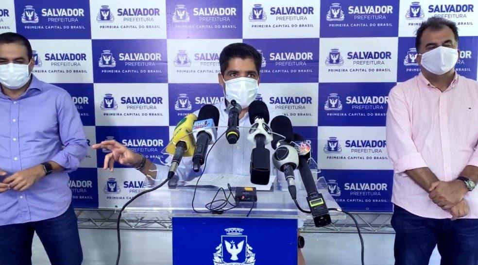 Salvador divulga critérios de reabertura do comércio com plano de flexibilização (Imagem: Reprodução - Google)