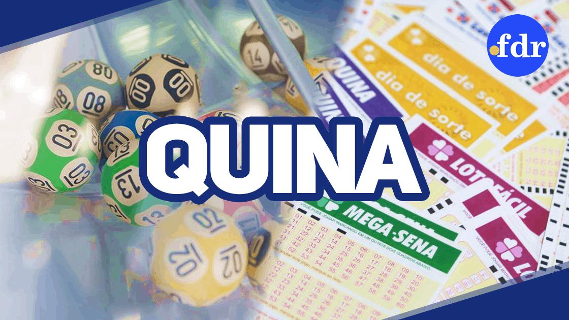 Quina 5331: Confira dezenas sorteadas e apostas ganhadoras