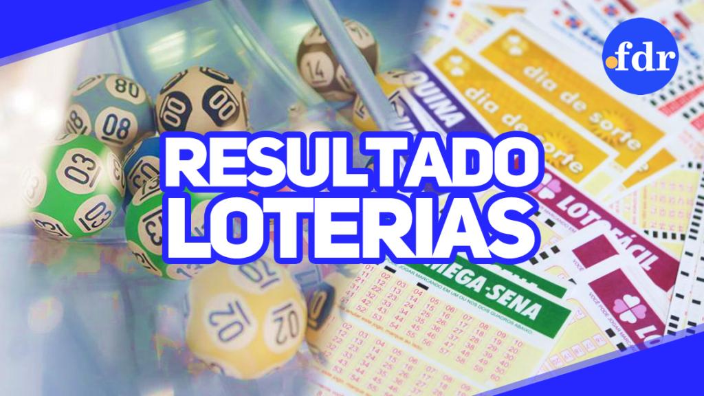 Quando acontecem os sorteios dos jogos de loteria?