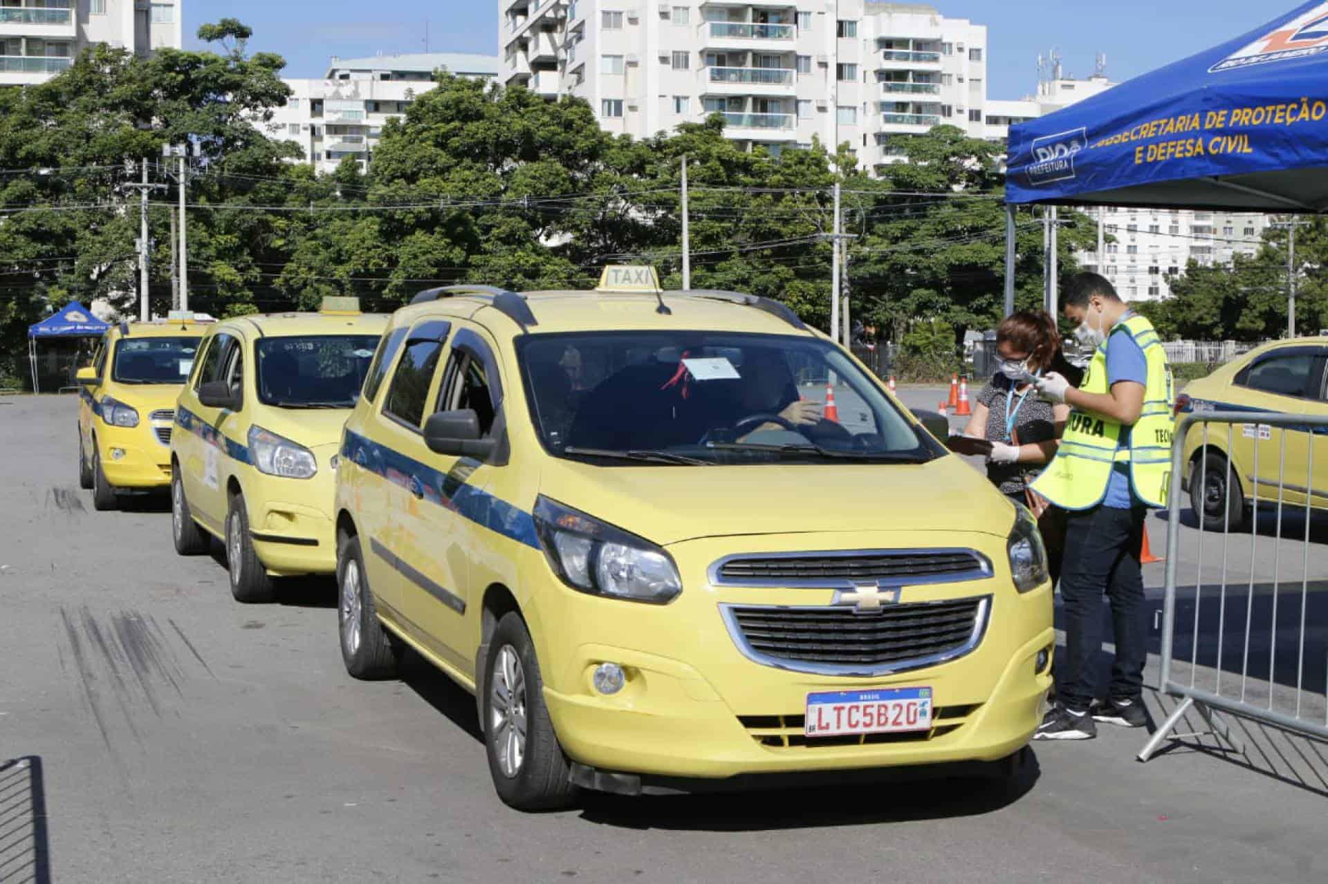 App de Táxi do Rio de Janeiro passará a aceitar pagamento por QR Code (Imagem: Reprodução - Google)