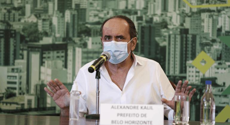 Belo Horizonte decreta lockdown em todo município a partir de segunda-feira (11)