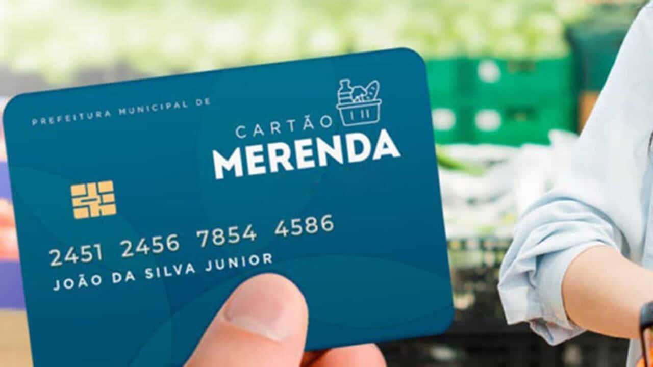 Prefeitura de São Paulo amplia beneficiários do cartão merenda, peça o seu!