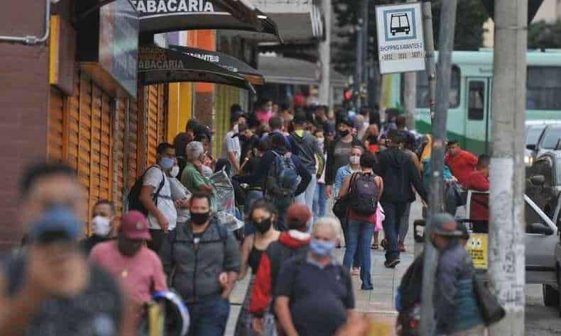 Prefeitura de Belo Horizonte estuda avançar em nova fase de flexibilização (Imagem: Reprodução - Google)