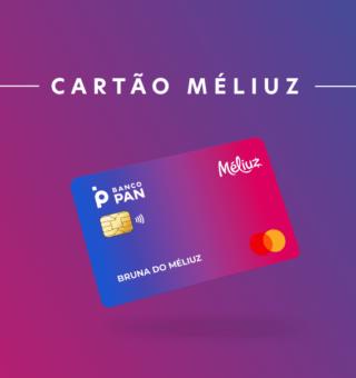 Méliuz: Cartão com zero anuidade e 1,8% de cashback nas suas compras online