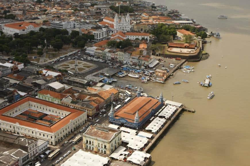 Cidade do Pará vai pagar R$450 para vulneráveis inscritos no Bolsa Família (Imagem: Prefeitura de Belém)