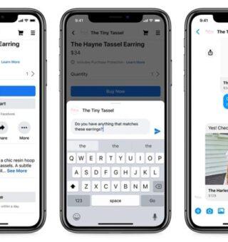 Facebook lança função na rede para aumentar vendas de pequenos empreendedores