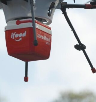 Delivery do iFood por drones vai prejudicar os entregadores?