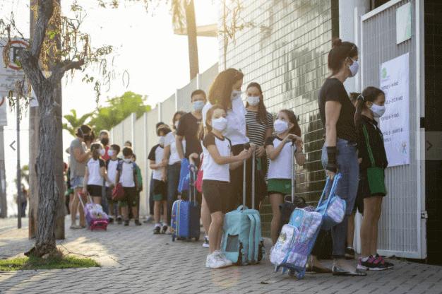 Volta às aulas no RJ: O que está permitido no retorno das escolas?
