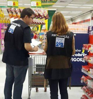 Procon-SP inicia força tarefa para limitar preço dos produtos em supermercados