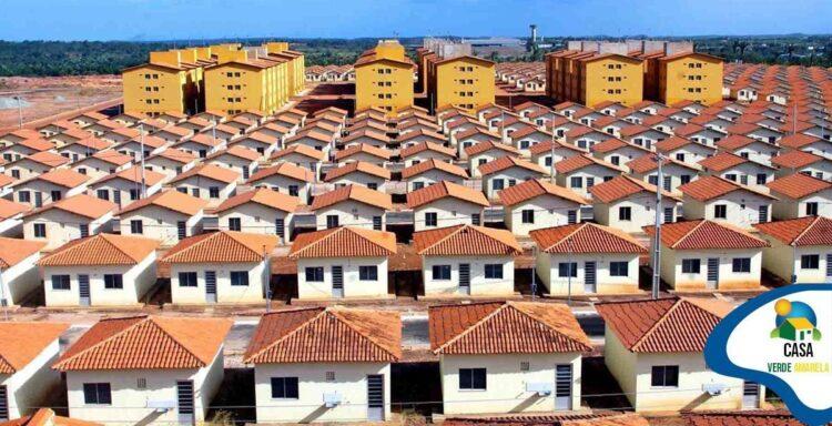 Casa Verde e Amarela vai cobrar MAIS das famílias do que Minha Casa Minha Vida