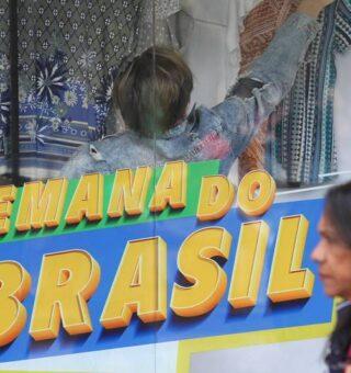 Semana do Brasil teve aumento de 25% nas vendas online na edição de 2020