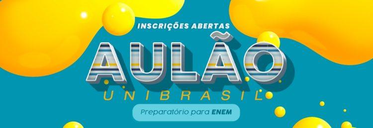 UniBrasil começa primeiro aulão preparatório do Enem neste sábado (17); inscreva-se