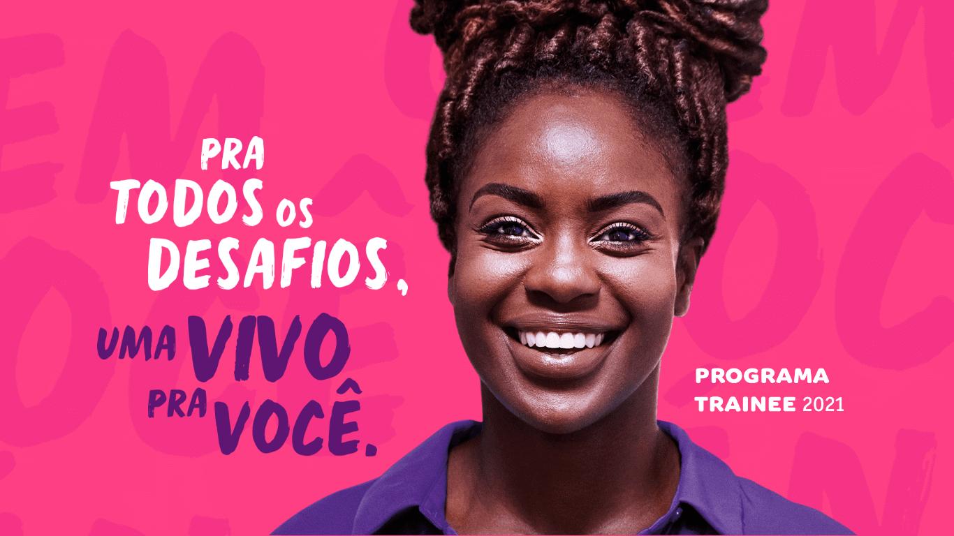 Vivo abre processo seletivo para trainee; salário chega a R$6,8 MIL