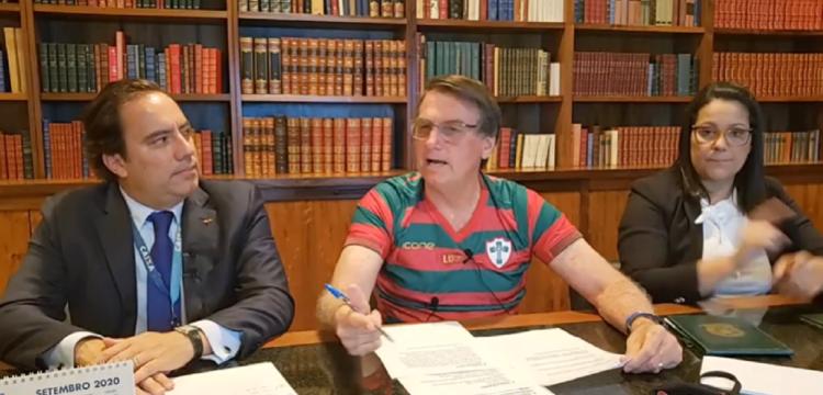 Bolsonaro garante que o Banco do Brasil NÃO será privatizado em seu governo