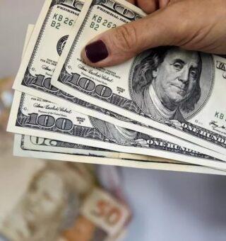 Dólar começa a semana em QUEDA com esperança pela vacina do Covid-19