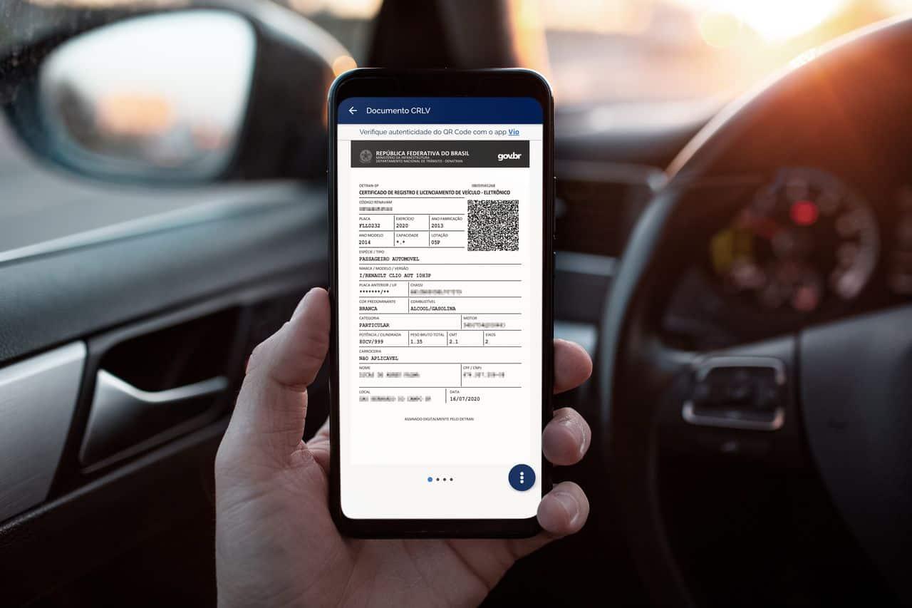 Detran SP oferece licenciamento digital para motoristas; saiba como emitir