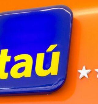 O banco Itaú afirma em nota que atingiu 500 mil acionistas e registrou aumento de 108% desde o fim de 2019