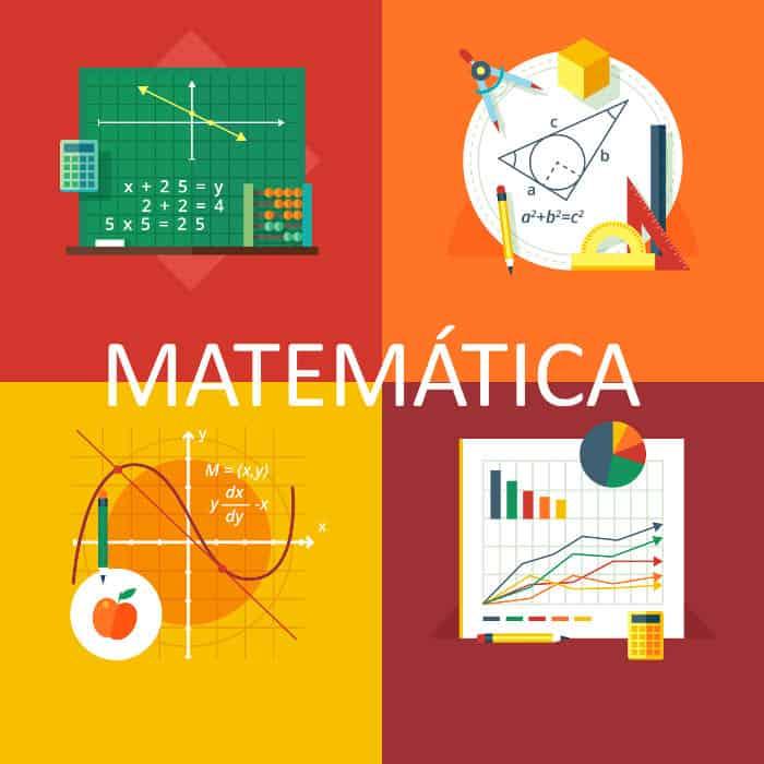 Conteúdos de matemática que caem no Enem; consulte e estude AQUI!