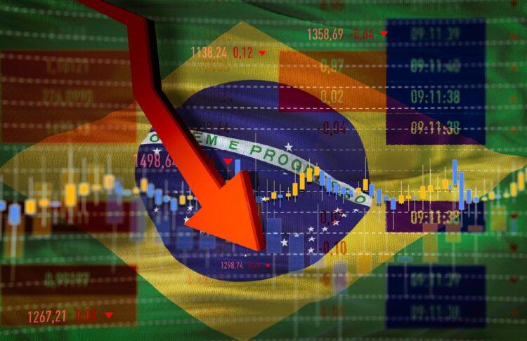 Queda de 5,05% no PIB em 2020 é prevista pelo mercado financeiro