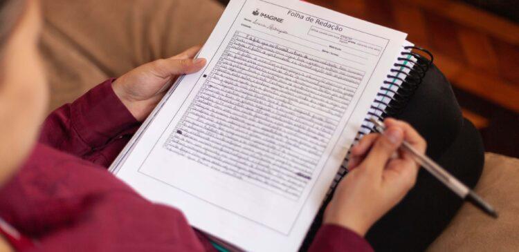 Trabalhe no Enem! Inep abre inscrições para avaliadores de redação