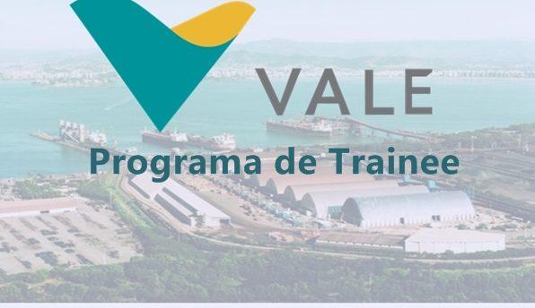 Vale abre inscrição para dois programas de trainee; veja quem pode se inscrever