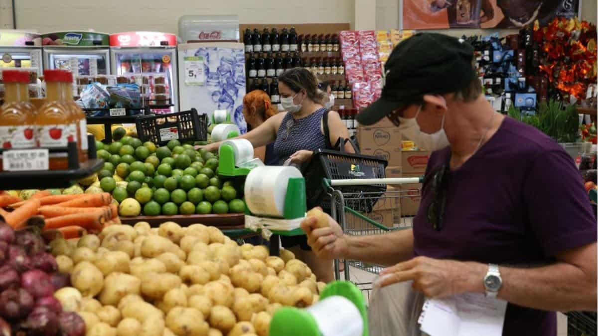 ALTA dos alimentos no mês de setembro preocupa mercado financeiro e governo