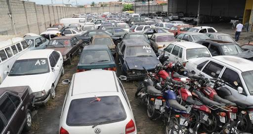Detran-PB promove leilão online com cerca de 400 veículos; saiba mais