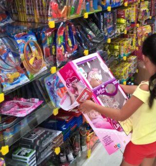 Vendas no Dia das Crianças devem cair 4,8% em comparação com o ano passado