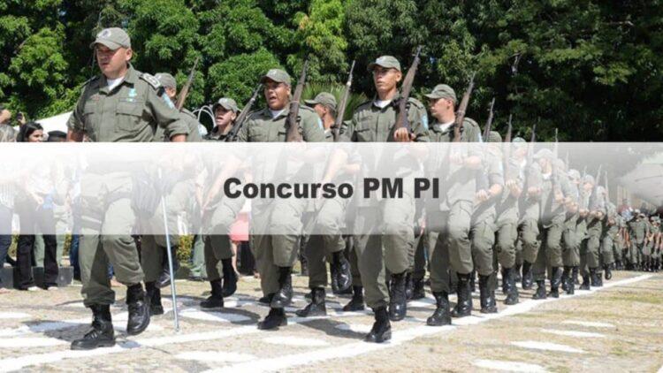 Concurso PM do Piauí deve lançar edital de seleção ainda neste mês