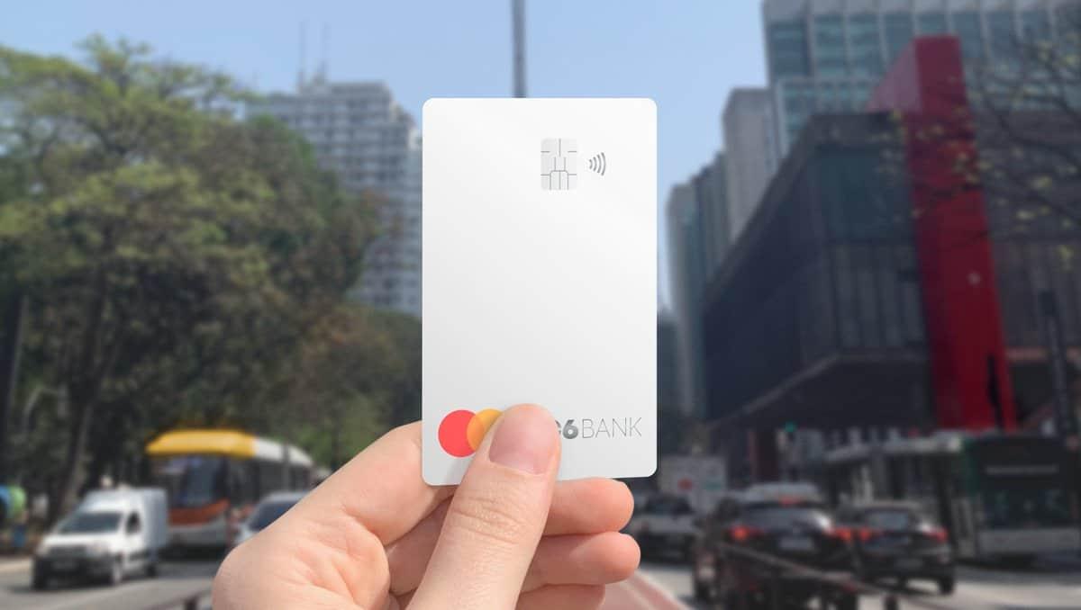 Limite do cartão de crédito C6 Bank chega a triplicar em nova ação do banco