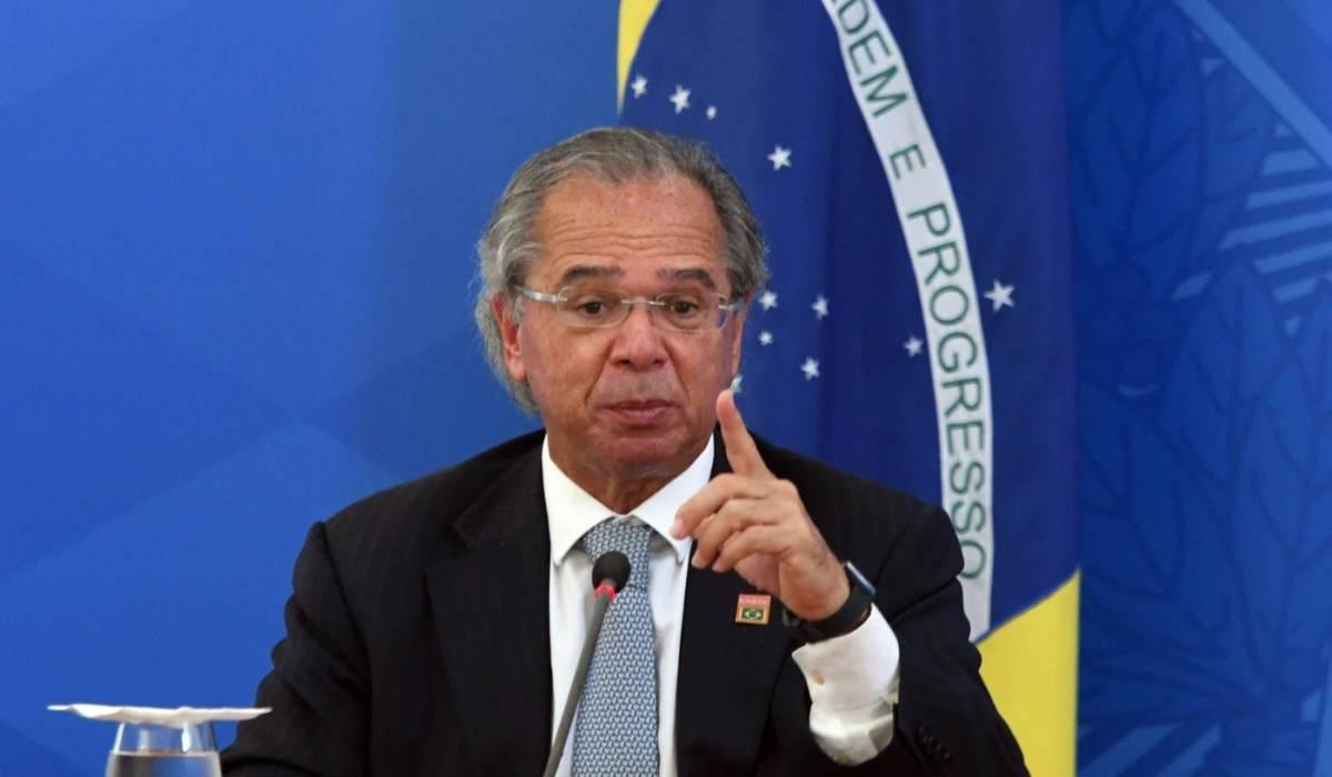 Guedes faz declaração surpreendente sobre desemprego no Brasil; confira (Imagem: Reprodução/PR)