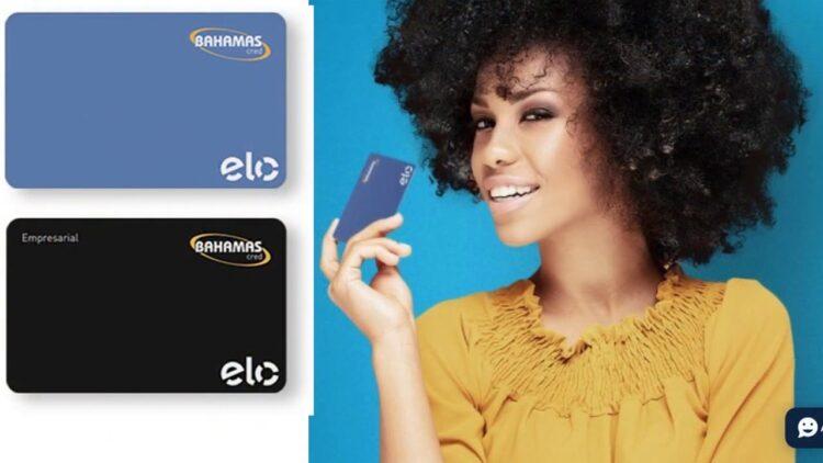 Conheça o cartão de crédito Bahamas Cred Elo com aprovação pelo WhatsApp