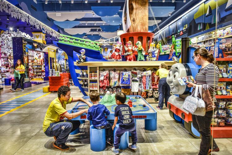 Dia das Crianças deve apresentar queda de 4,8% nas vendas do varejo