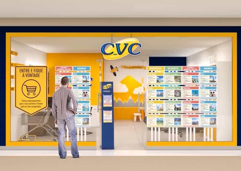CVC registra perda de R$ 252,1 milhões no 2º trimestre de 2020; empresa foi fortemente atingida pela pandemia