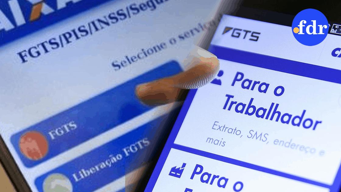 FGTS de R$1.045: Saiba se já pode fazer o SAQUE ou transferência do benefício