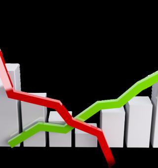 Investidores seguem incertos em meio à situação de variação nas ações dos grandes bancos