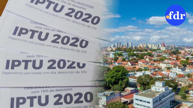 Novo IPTU do Distrito Federal chega aos parlamentares para aprovação