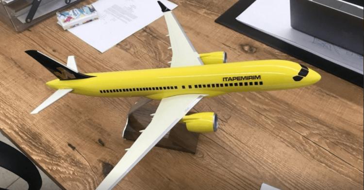 Itapemirim lança o Ita Bank que oferece financiamento de passagens aéreas